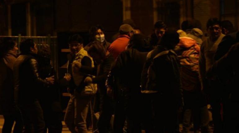 Arrestan a más de 20 personas que infringieron la ley seca en la ciudad de El Alto