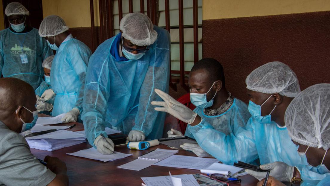 Autoridades sanitarias detectan por primera vez en África un virus altamente infeccioso similar al ébola