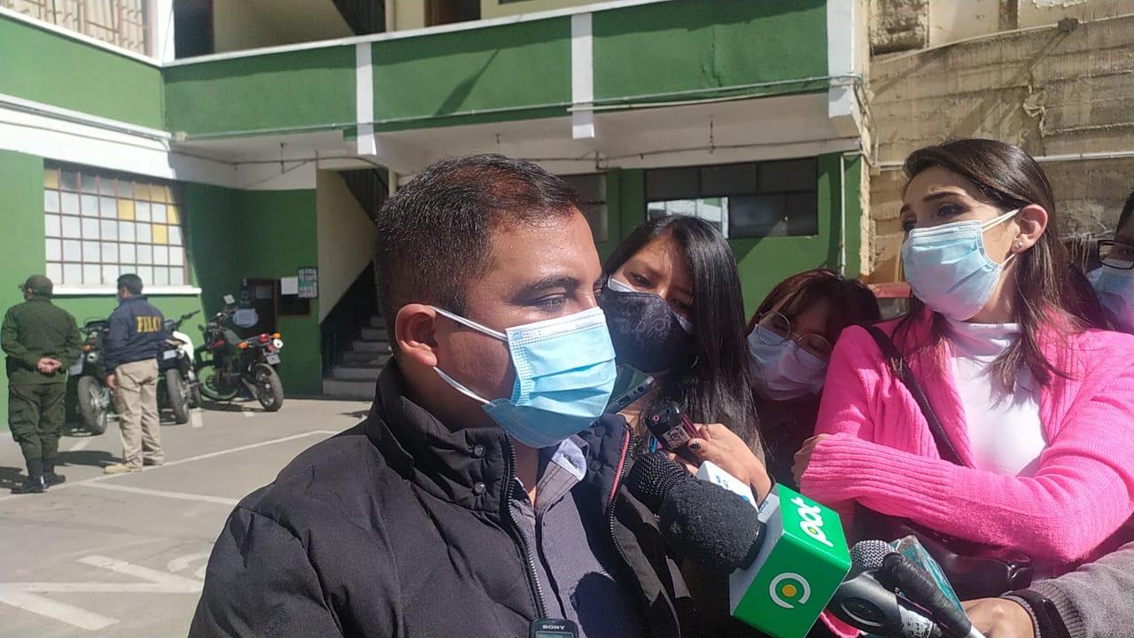 Diputado de CC presenta solicitud de garantías contra Gustavo Torrico por las agresiones a activistas