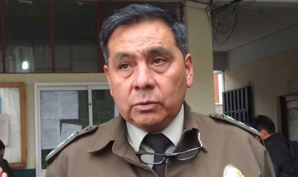 Emiten una cuarta orden de aprehensión contra el Coronel Rojas por el caso condecoraciones falsas