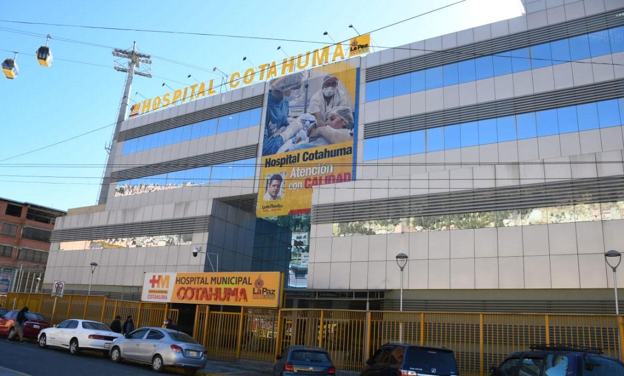 Hospital Cotahuma retomará la atención en 4 especialidades por la disminución de casos de COVID-19