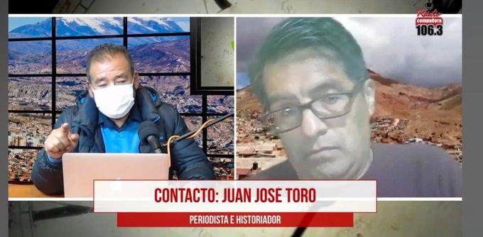 """Experto advierte que el hundimiento del Cerro Rico de Potosí ocasionaría el retiro del título de """"Patrimonio de la Humanidad"""""""