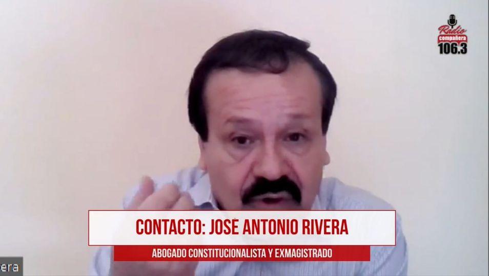 Abogado constitucional opina que los magistrados que avalaron la repostulación de Morales deben ser procesados