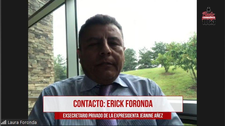 """Exsecretario de Añez considera que ciertos sectores """"conspiraron"""" para hacer fracasar la pacificación del gobierno transitorio"""