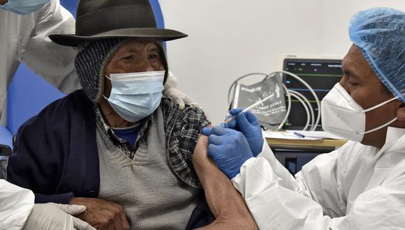 Gobierno suspende la recepción de las vacunas de Sputnik y Astrazeneca