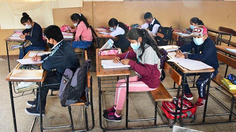 Dirección de Educación prevé que La Paz retornará a las clases presenciales en septiembre