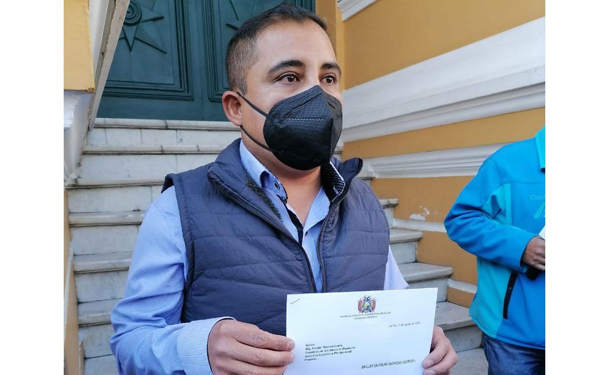CC comienza los procedimientos para iniciar un juicio contra Morales por daño económico al Estado