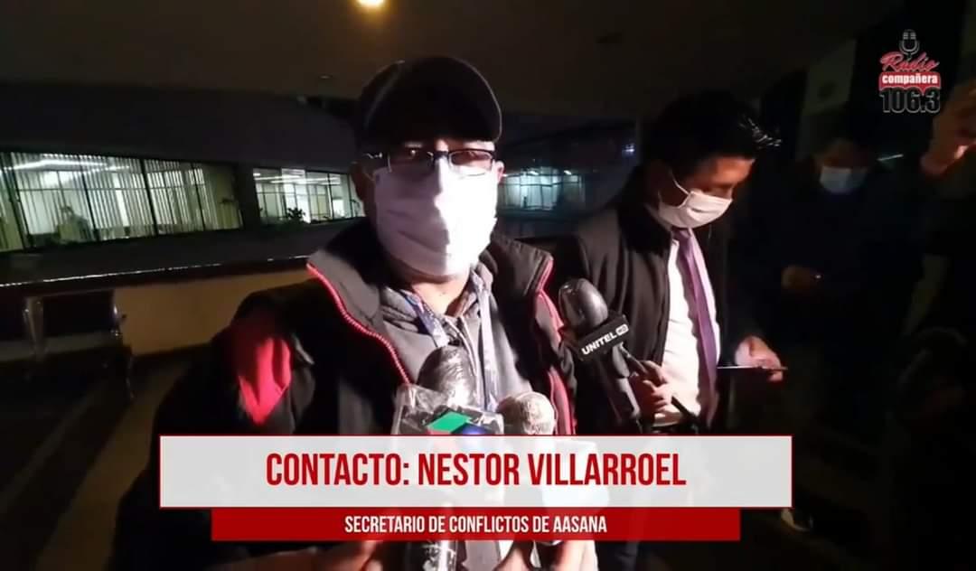 Trabajadores de Aasana continúan con su paro en aeropuertos tras resaltar que el acuerdo firmado no fue consensuado