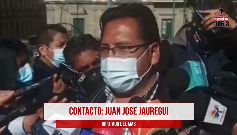 Diputado Jauregui explica que el objetivo del nuevo edificio de la ALP es concentrar las oficinas dispersas