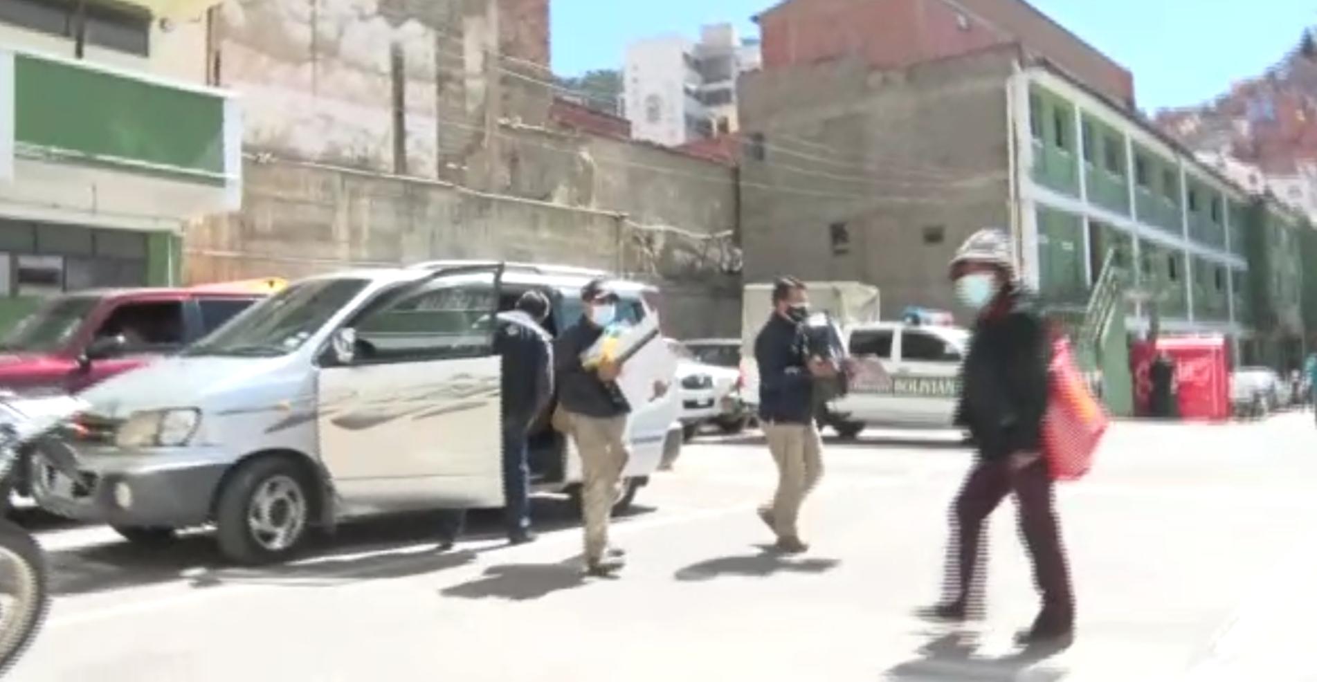 Secuestran 6 equipos de computación del Ministerio de Educación por el caso de filtración de pruebas