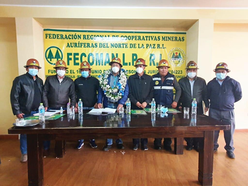Cooperativistas auríferos no descartan cerco a La Paz por falta de respuesta a sus demandas