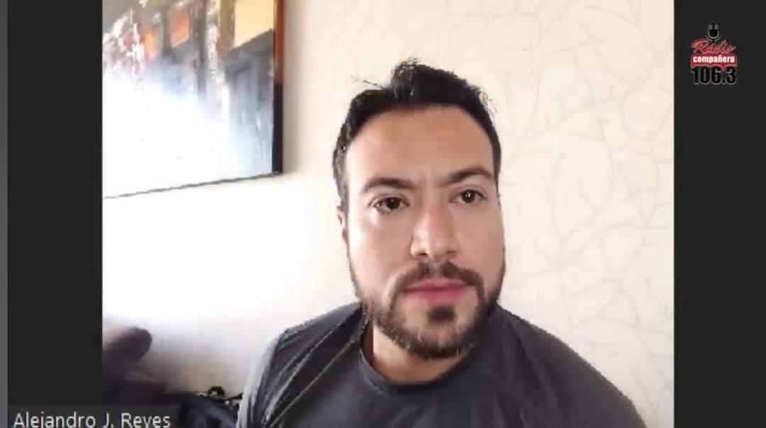 """Diputado Reyes opina que Morales """"tiene que ser sentado en el banquillo de acusados"""""""