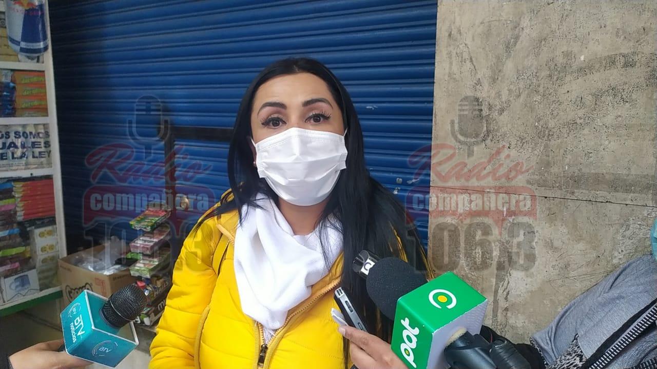 Lorgia Fuentes denuncia retardación de justicia en el caso de personas encadenadas por el gobierno transitorio