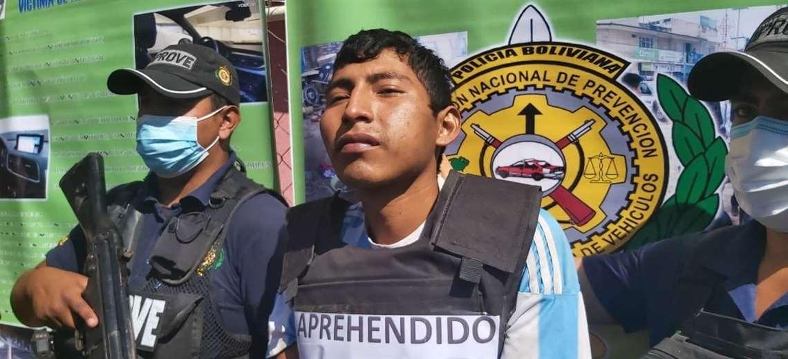 Aprehenden a argentino por robar varias motos en Yacuiba