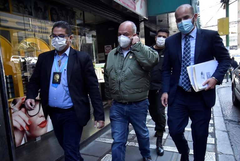 Fiscalía de EE.UU. solicita postergar la audiencia de Murillo hasta septiembre