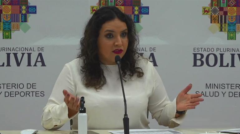 Viceministra Castro asevera que 3.1 millones de vacunas están estancadas en almacenes de los departamentos