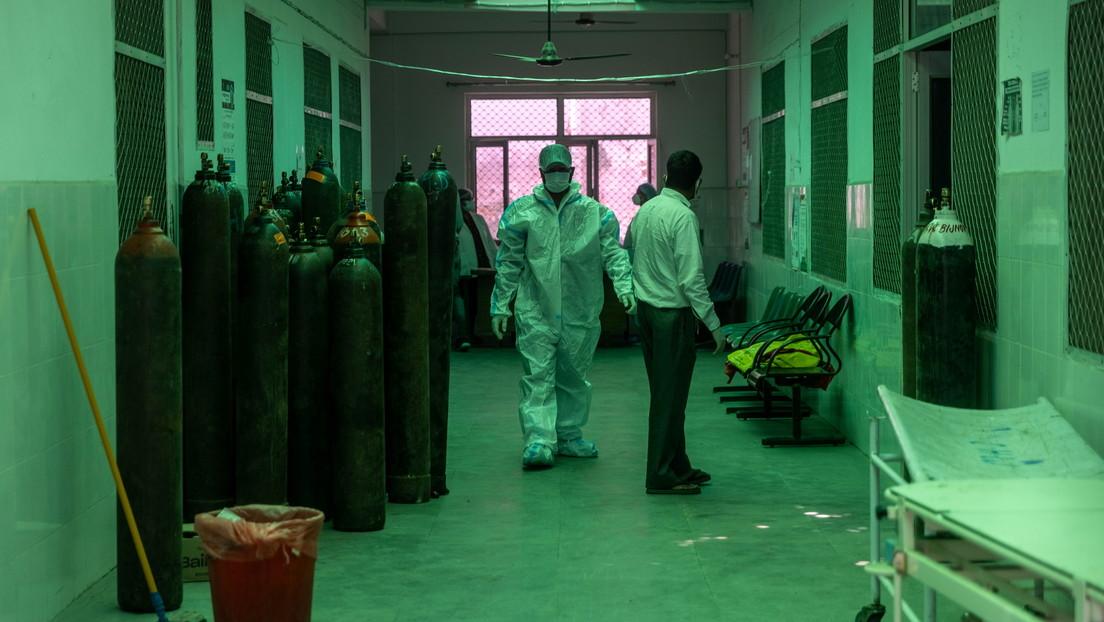 Infección viral desconocida deja 68 muertos en India