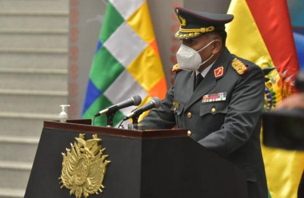 Destituyen al general Del Castillo tras ser denunciado por violencia intrafamiliar