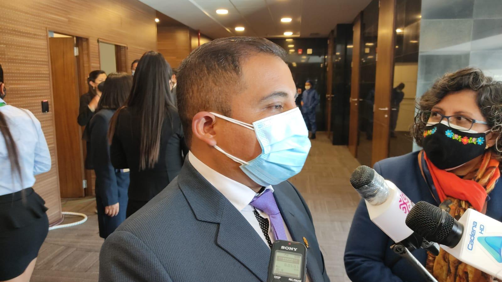 Diputado Astorga presentará una denuncia penal contra Gustavo Torrico por las agresiones contra activistas