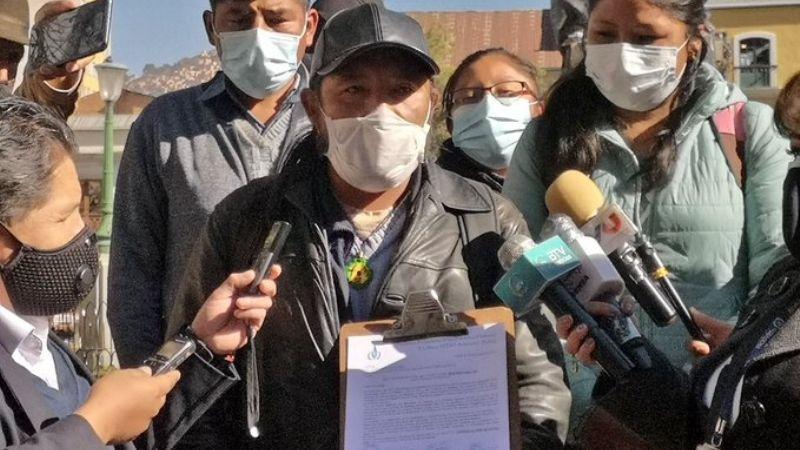 Víctimas de Senkata presentarán una segunda proposición acusatoria contra Jeanine Áñez