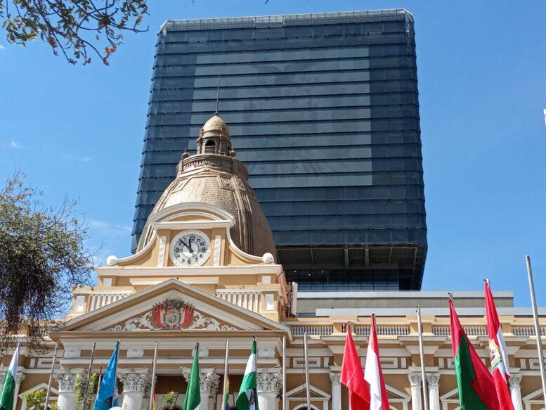 Conozca el nuevo Legislativo que Bolivia estrena en 196 años de independencia