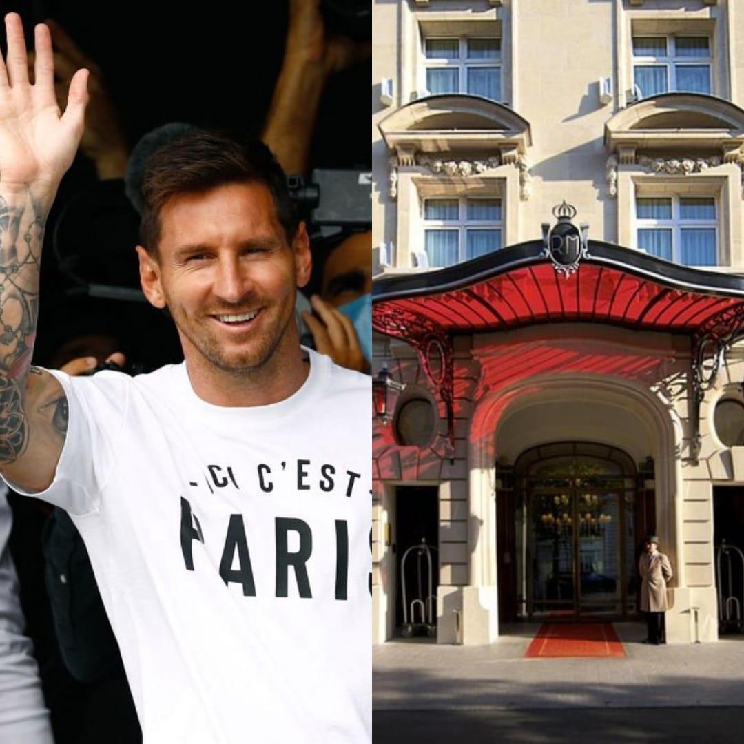 Messi se hospeda en un hotel que cobra más de 7 mil bolivianos la noche