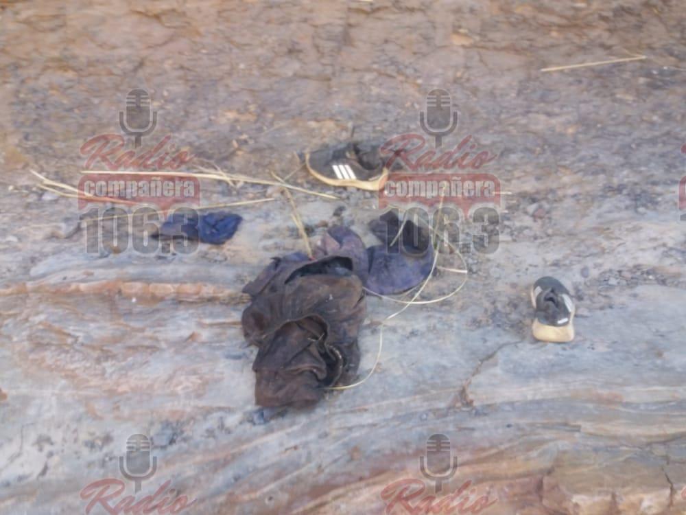 Policía halla restos óseos en una comunidad del municipio de Puna en Potosí