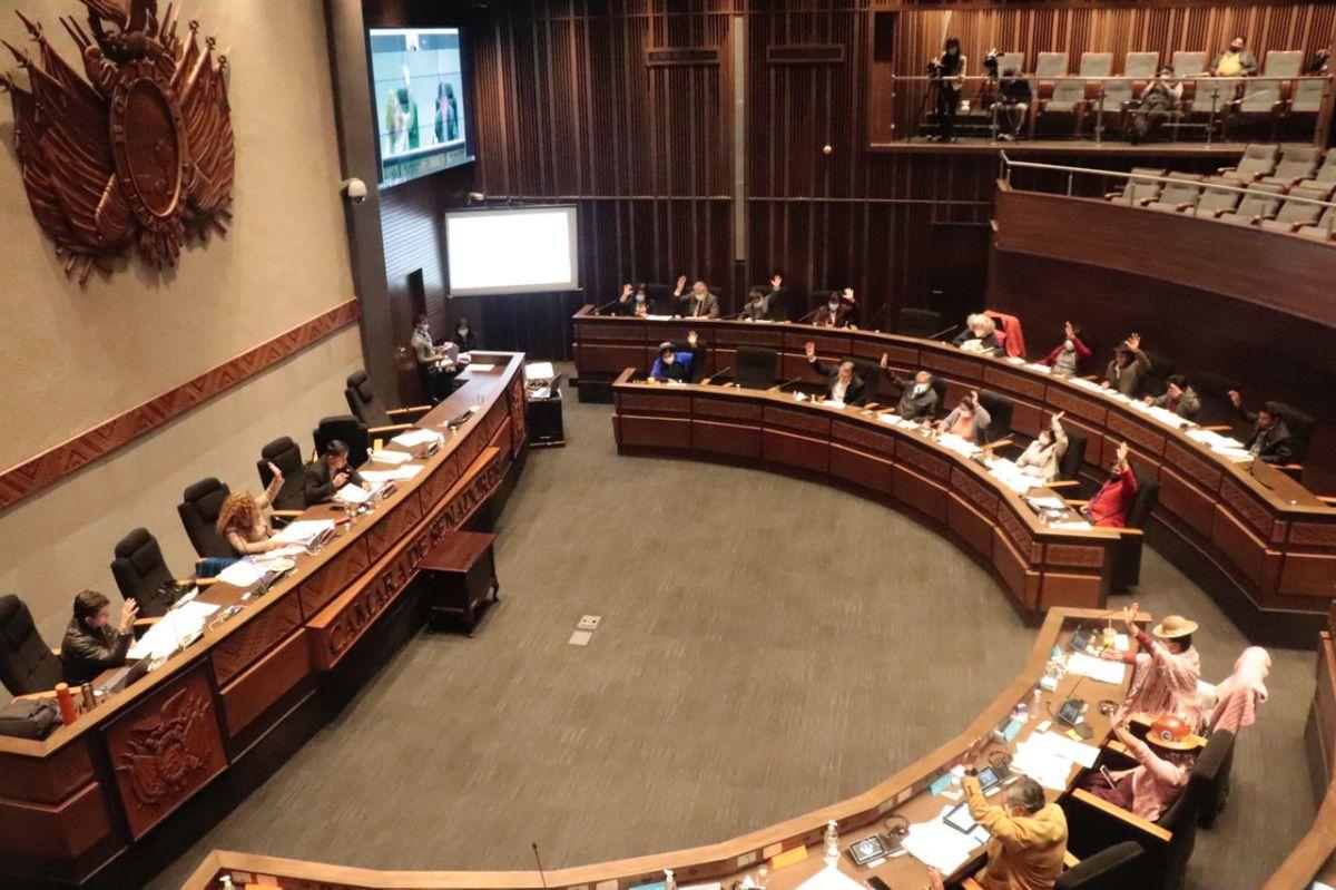 Senado aprueba por unanimidad la Ley para la Devolución Parcial o Total de Aportes