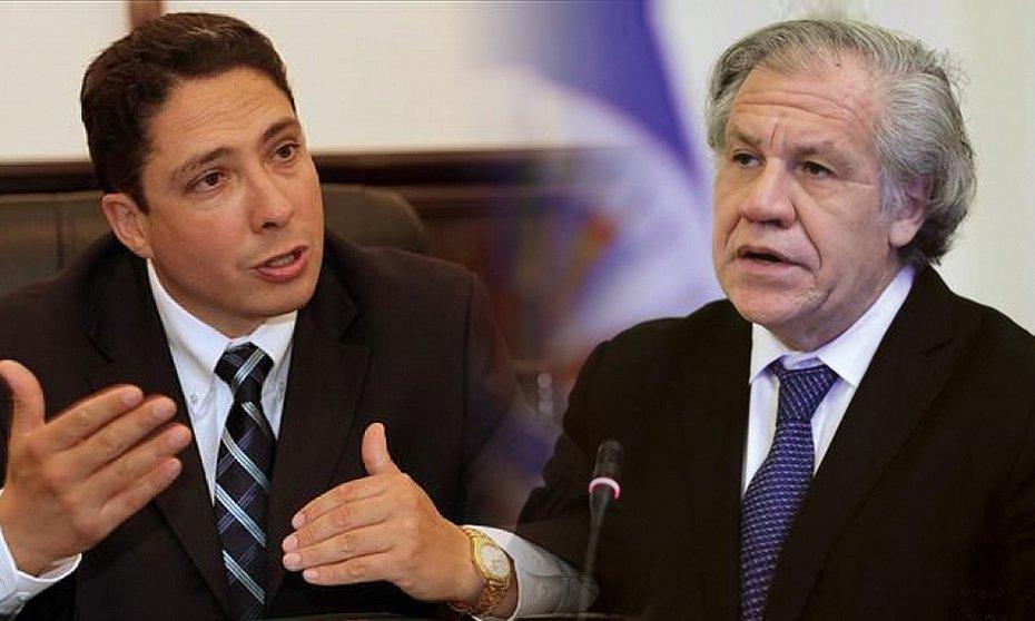 """Arce ve viable la destitución de Almagro en el aniversario del """"golpe de Estado"""""""