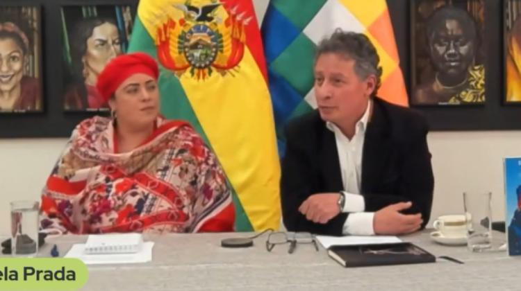 """Navarro arremete contra informe de la OEA: """"Vale menos que un papel higiénico usado"""""""