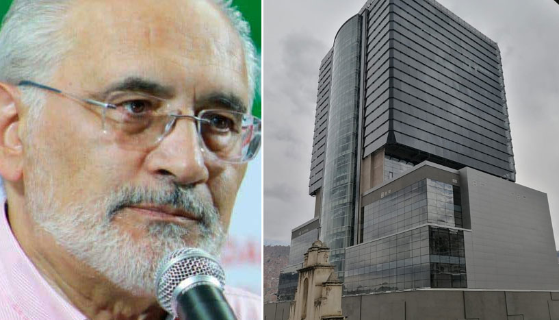 """Mesa llama """"esperpento arquitectónico"""" al nuevo legislativo"""