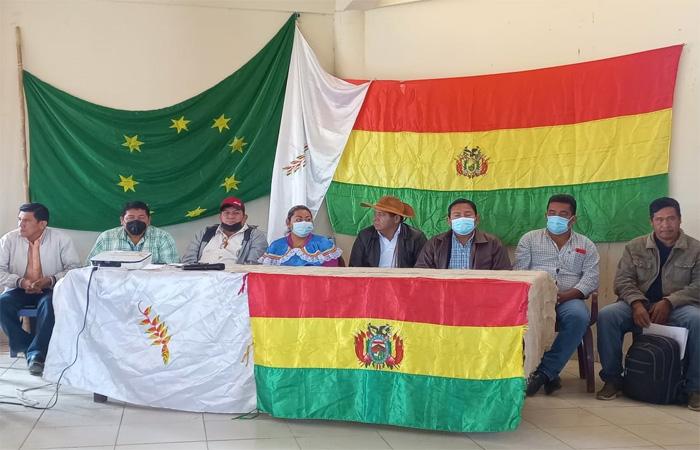 Indígenas del Beni ratifican movilización por su autonomía truncada hace 10 años