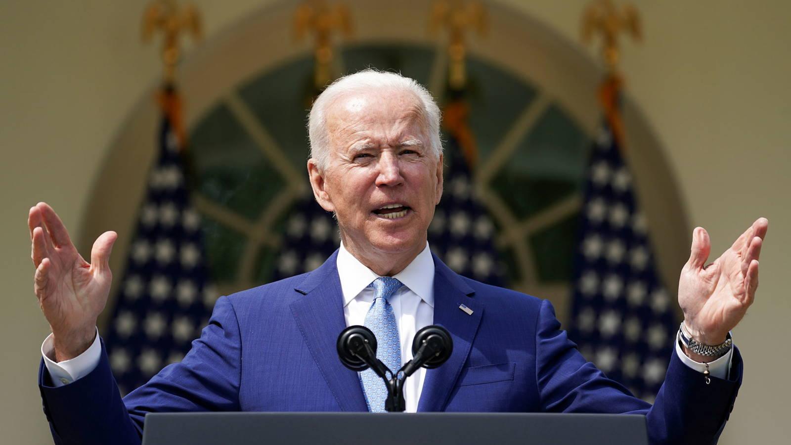 Biden busca combatir el autoritarismo con líderes de Estado mundiales
