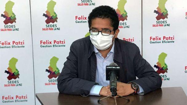 Gobernador destituye a directora del Sedes La Paz y designa en su lugar a un epidemiólogo
