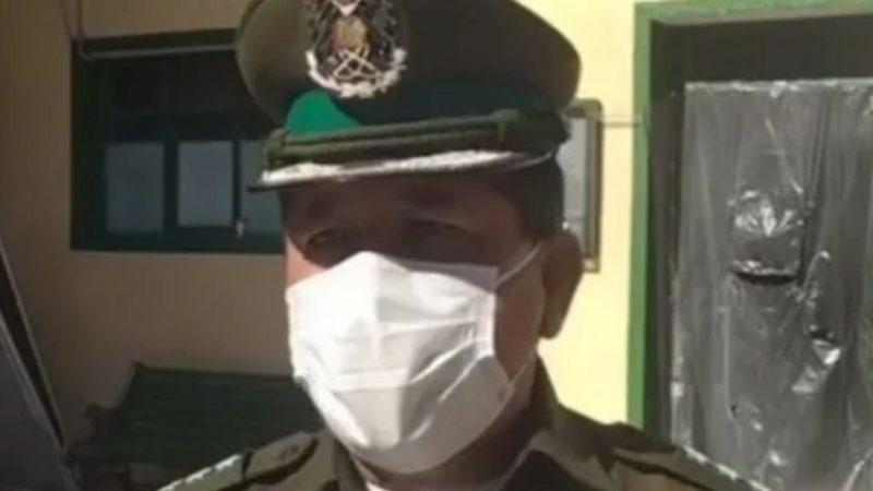 Fiscalía Policial rechaza la denuncia de violación interpuesta contra un comandante potosino