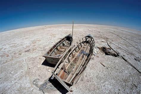 El Lago Poopo a punto de convertirse en un desierto según expertos