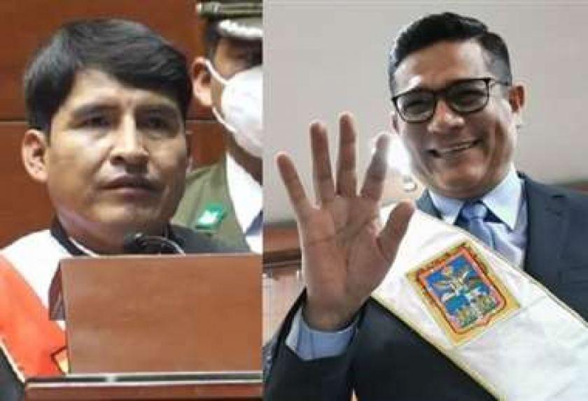 """Alcalde de Sucre: """"Repudiamos el error que se ha podido presentar en las FF.AA con el gobernador"""""""