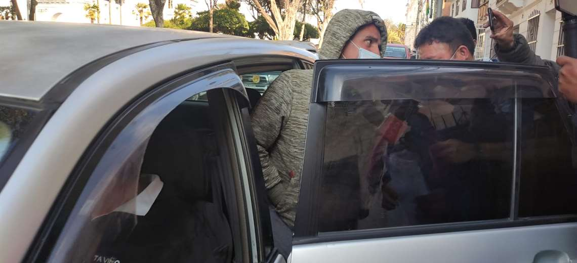 Aprehenden a otro integrante de la Resistencia Juvenil Cochala, suman cuatro acusados