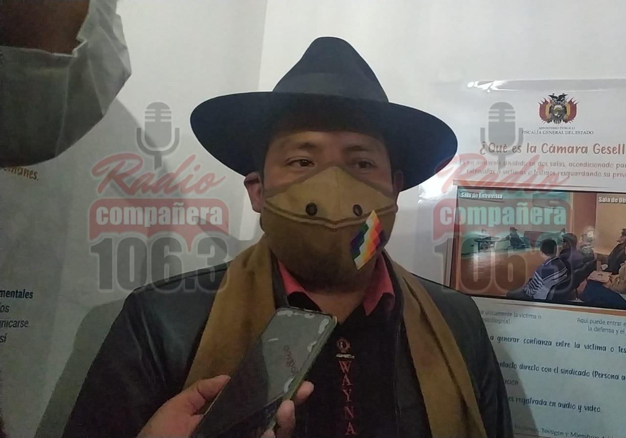 """Santos asegura que no cometió delitos y la acusación en su contra es """"netamente política"""""""