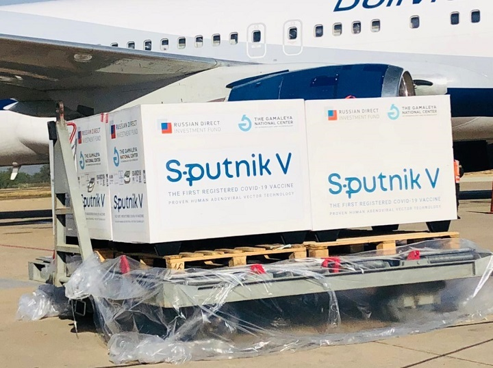 Gobierno confirma que las segundas dosis de Sputnik V están camino