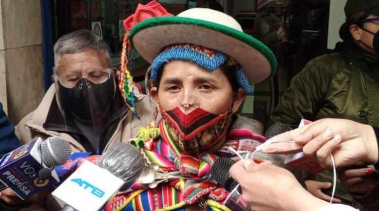 Patty exige la renuncia del ministro Lima por el juicio de responsabilidades a Añez