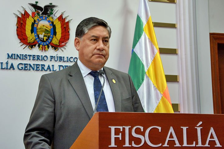 Fiscalía oficializa el pedido de extradición de Arturo Murillo
