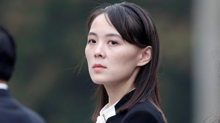 """Hermana de Kim Jong-un reaparece y amenaza con una """"destrucción total"""" de los lazos entre las Coreas"""