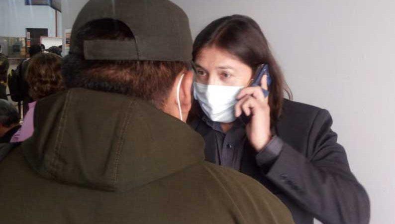 Marcel Rivas espera defenderse en libertad debido a que su detención vence en octubre