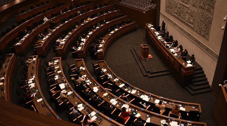 """MAS prevé una """"reunión ampliada"""" con la oposición para analizar 24 juicios de responsabilidades"""