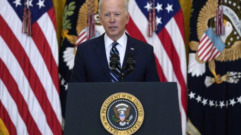 Biden asevera que Bolivia no cumplió con sus obligaciones en la lucha contra el narcotráfico