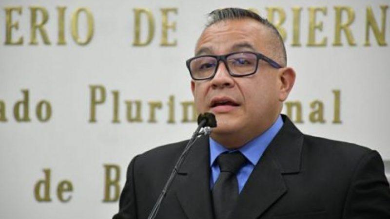 Cox pide nuevas elecciones en Cochabamba debido a la sentencia contra Reyes Villa