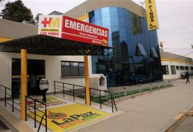 Funcionario municipal es enviado a San Pedro por el desvío de recursos económicos del Hospital Los Pinos