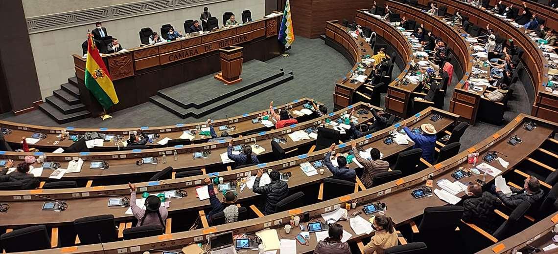 Diputados aprueban el proyecto de Ley Contra la Legitimación de Ganancias Ilícitas