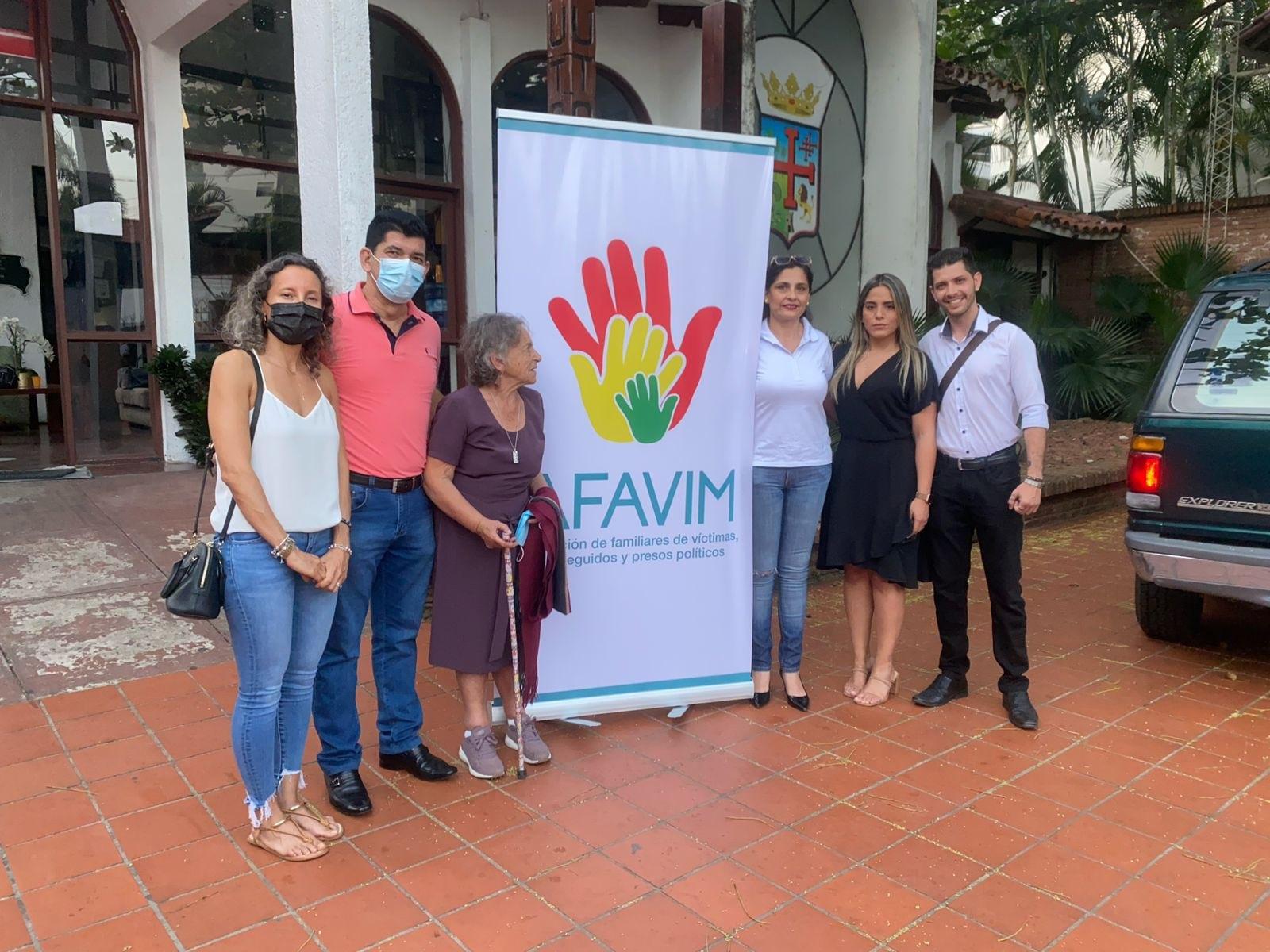Ribera, Carvajal y familiares de fallecidos en Montero crean una asociación de víctimas de persecución política